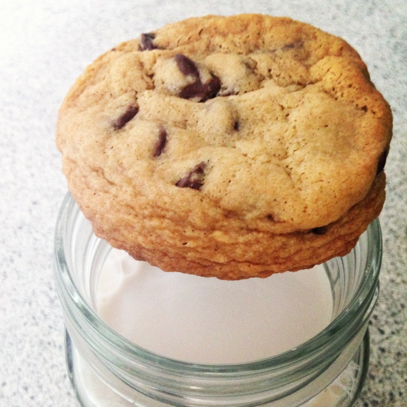 The Real Deal Gluten-Free Chocolate Chip Cookies