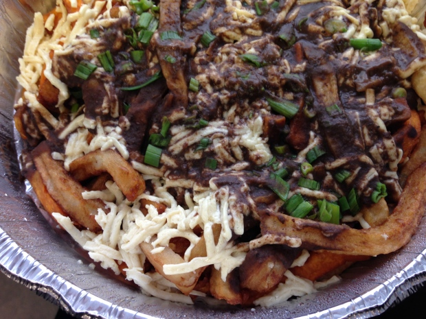 Gluten-Free and Vegan Poutine