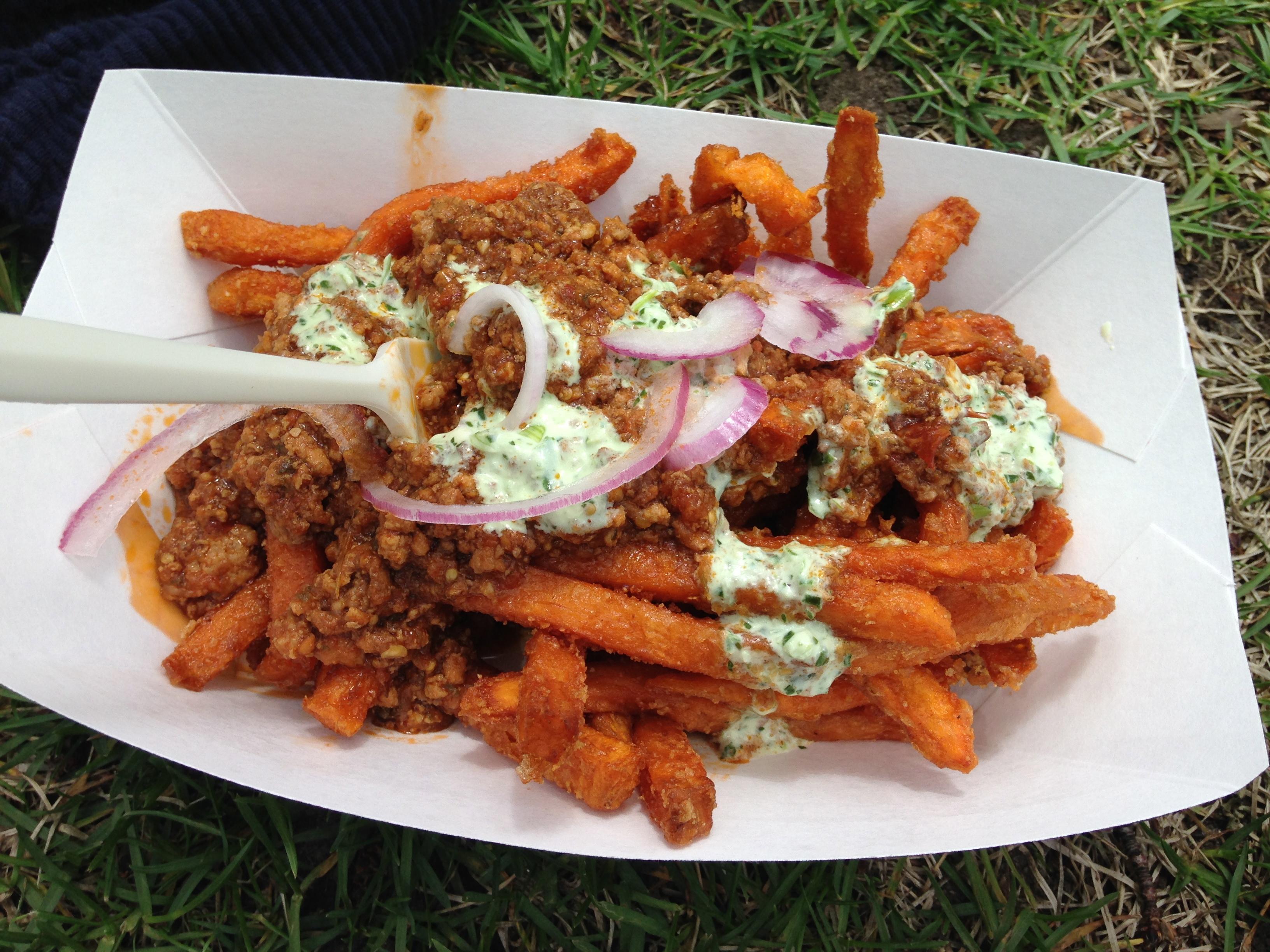 Healthy Food Near Concordia