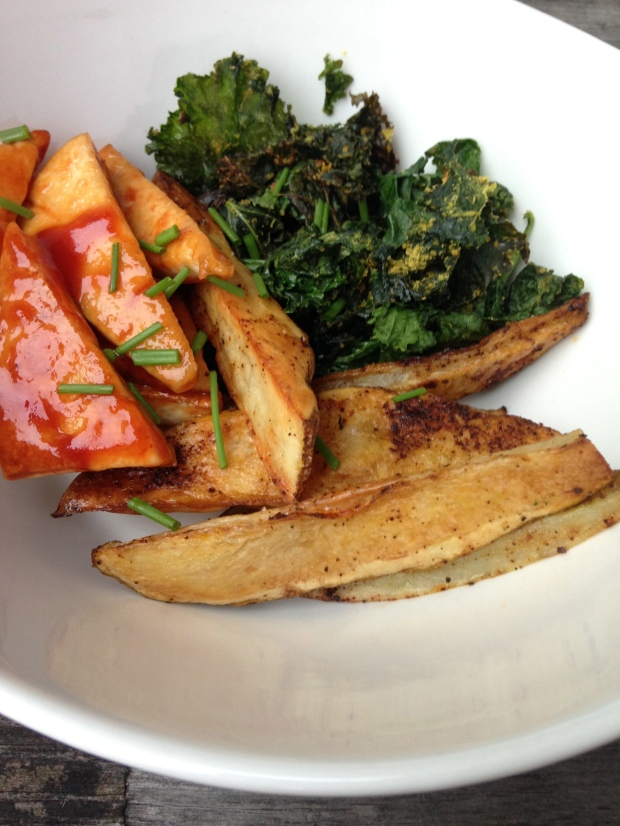 Easy BBQ Tofu (Gluten-Free & Vegan)
