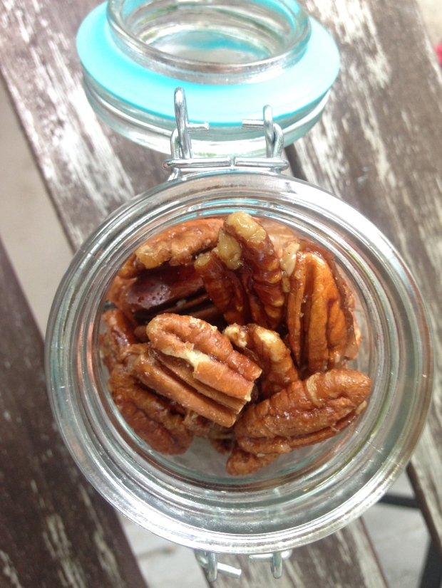 Candied Maple Pecans (Gluten-Free)