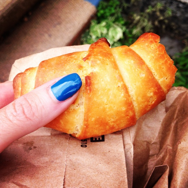 Baked to Go Gluten-Free Croissant