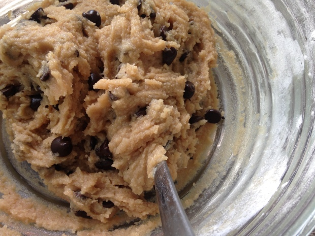 Gluten-Free & Vegan Chocolate Chip Cookie Dough