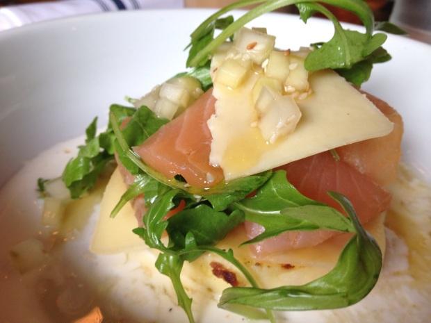 Gluten-Free Breakfast at La Fabrique