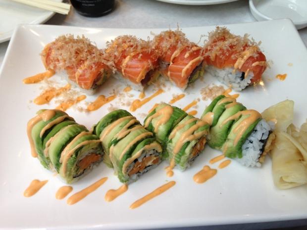 Gluten-Free Sushi