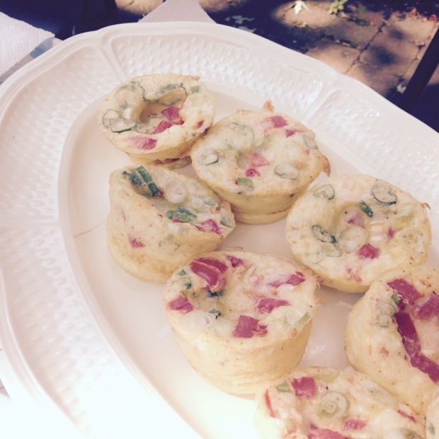 gluten-free egg muffins